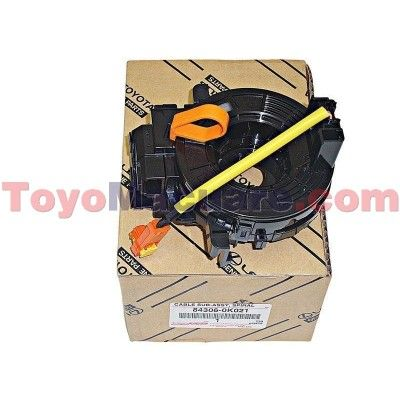 84306-0K021 Cable Espiral Fortuner 05-12, Hilux