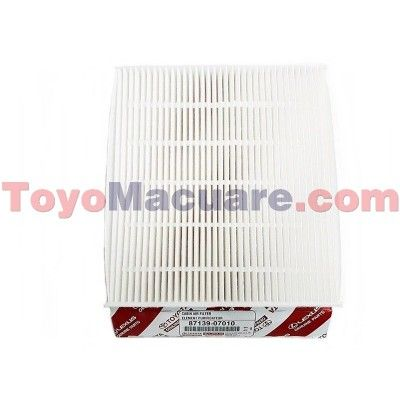 87139-07010 Filtro Aire Cabina Camry Motor 1Gr