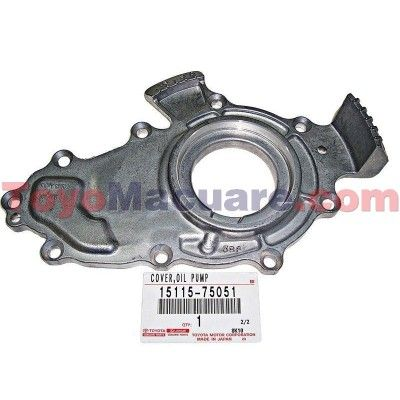 15115-75051 Covertor Bomba Aceite Hilux Motor 2Rz